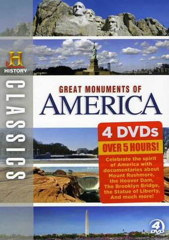 History Classics - Great Monuments of America