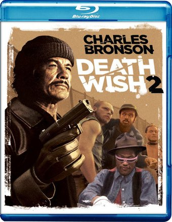 Death Wish 2 (Blu-ray)