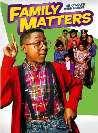 Family Matters - Complete 3rd Season (3-DVD)