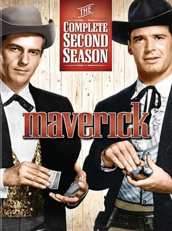 Maverick - Complete 2nd Season (6-DVD)
