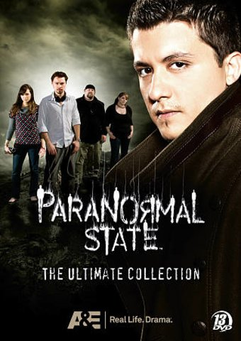Paranormal State - Ultimate Collection (13-DVD)
