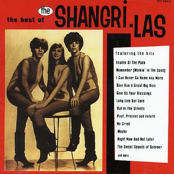 The Best of the Shangri-Las [1996]
