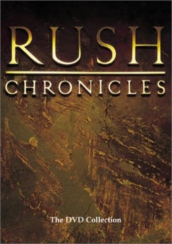Rush - Chronicles - The DVD Collection