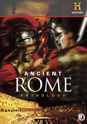Ancient Rome Anthology (6-DVD)