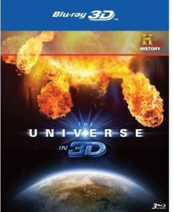 History Channel - The Universe in 3D (Blu-ray)