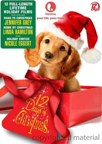 12 Days of Christmas (12-DVD)
