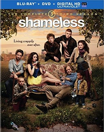 Shameless (US) - Complete 3rd Season (Blu-ray)
