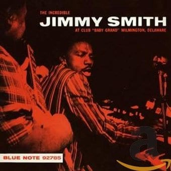 The Incredible Jimmy Smith at Club Baby Grand,