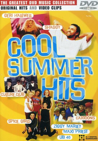 Cool Summer Hits: Original Hits & Video Clips