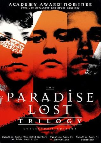 The Paradise Lost Trilogy (4-DVD)