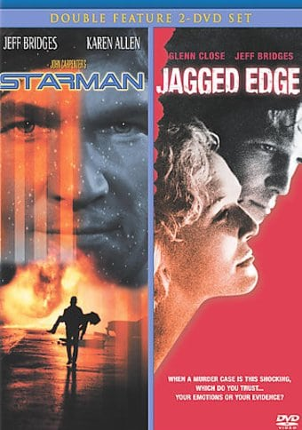 Starman / Jagged Edge (2-DVD)