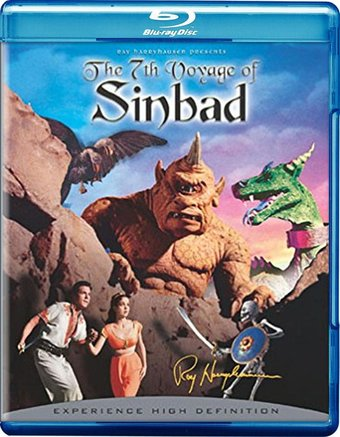 The 7th Voyage of Sinbad (Blu-ray)