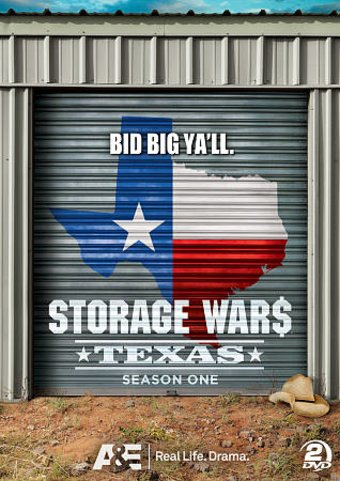 Storage Wars: Texas - Season 1 (2-DVD)