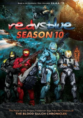 Red vs. Blue - Season 10