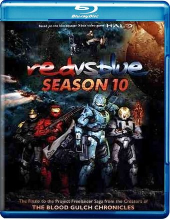 Red vs. Blue - Season 10 (Blu-ray)