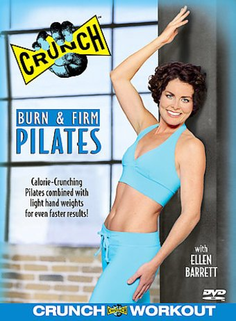 Crunch - Burn And Firm Pilates