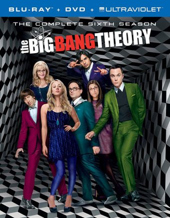 The Big Bang Theory - Complete 6th Season