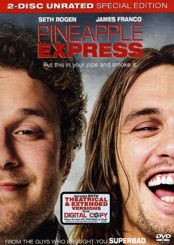 Pineapple Express (2-DVD)
