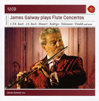 Great Flute Concerto Edition
