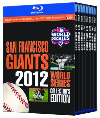 2012 World Series (Blu-ray, Collector's Edition)