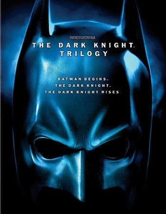 The Dark Knight Trilogy (Blu-ray, Limited Edition)