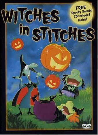 Witches in Stitches (Includes Bonus Spooky Sounds