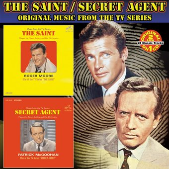 The Saint / Secret Agent (Music from the TV