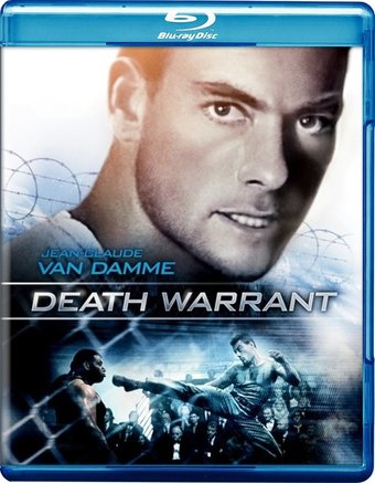 Death Warrant (Blu-ray)
