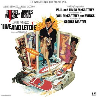 Bond - Live and Let Die (Original Motion Picture