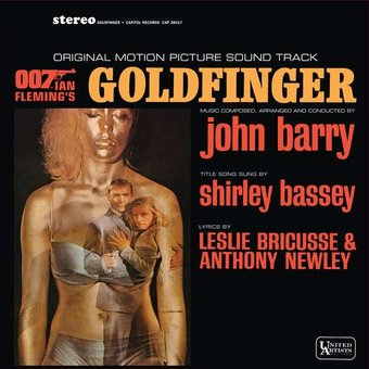 Bond - Goldfinger [Bonus Tracks] (Original Motion
