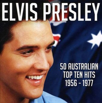 50 Australian Top Ten Hits 1956-1977 (2-CD)