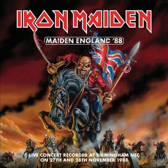 Maiden England '88 [2-CD] (Live) (2-CD)
