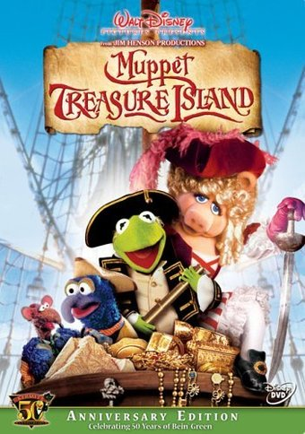 Muppet Treasure Island (50th Anniversary Edition)