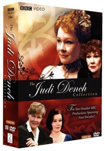 The Judi Dench Collection (8-DVD)