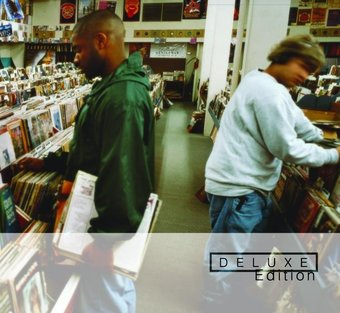 Endtroducing [Deluxe Edition]