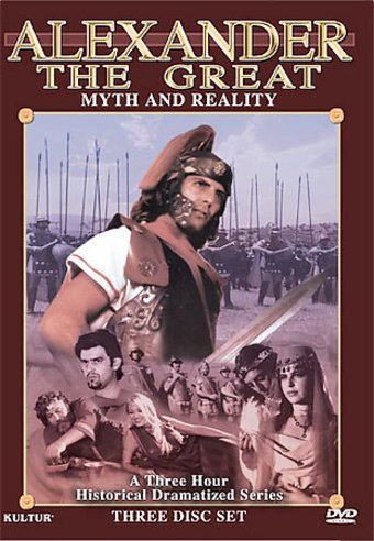 Alexander the Great: Myth and Reality (3-DVD)