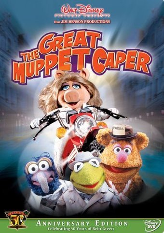 The Great Muppet Caper (50th Anniversary Edition)