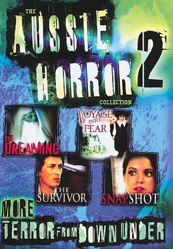 Aussie Horror Collection 2 (3-DVD)