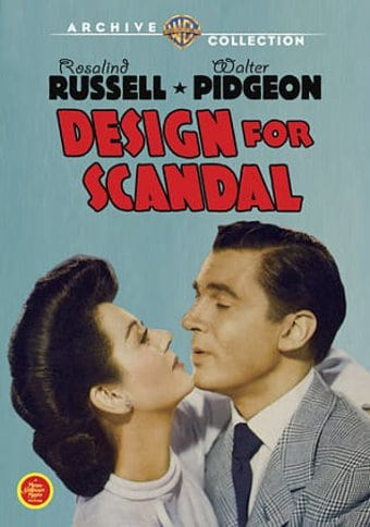 Design for Scandal (Full Screen)