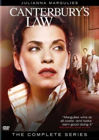 Canterbury's Law - Complete Series (2-DVD)