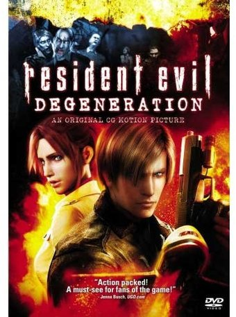Resident Evil: Degeneration (Widescreen) (with