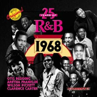 25 Years of R&B: 1968