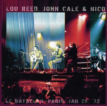 Le Bataclan Paris Jan 29, '72
