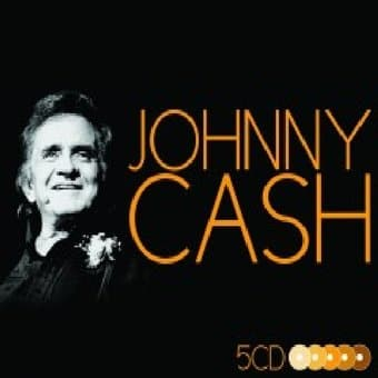 Johnny Cash (5-CD)