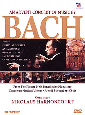 An Advent Concert of Music By Bach