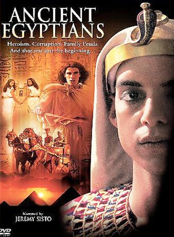 Ancient Egyptians (2-DVD)