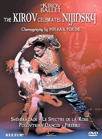 The Kirov Ballet - Kirov Celebrates Nijinsky