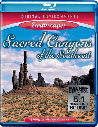 Sacred Canyons of the American Southwest