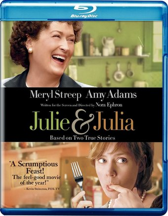 Julie & Julia (Blu-ray)