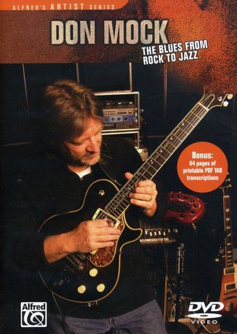 Don Mock - The Blues From Rock to Jazz